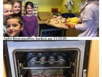 2020-10-23_Apfel-Birnen Muffinsbacken