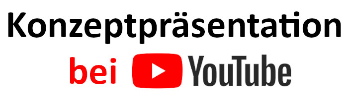 youtube konzept
